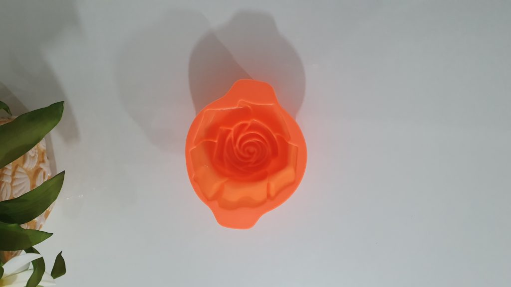 سیقالب سیلیکون گل رز | قالب | سیلیکون | رنگ پودری