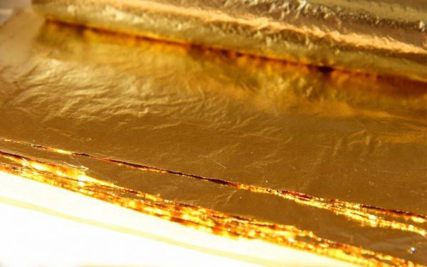 ورق طلا | ورق توتکال | پودرسنگ هنری معطر | گچ ویژه مجسمه سازی